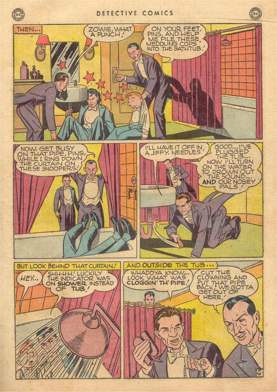 Read online Detective Comics (1937) comic -  Issue #132 - 21