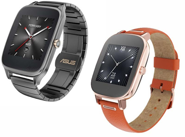 Asus announces its next smartwatch, the ZenWatch 2