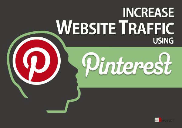Increase Website Traffic Using Pinterest