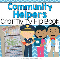 https://www.teacherspayteachers.com/Product/Community-Helpers-Flip-Book-2640130