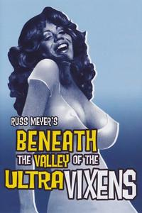 Poster Beneath the Valley of the Ultra-Vixens