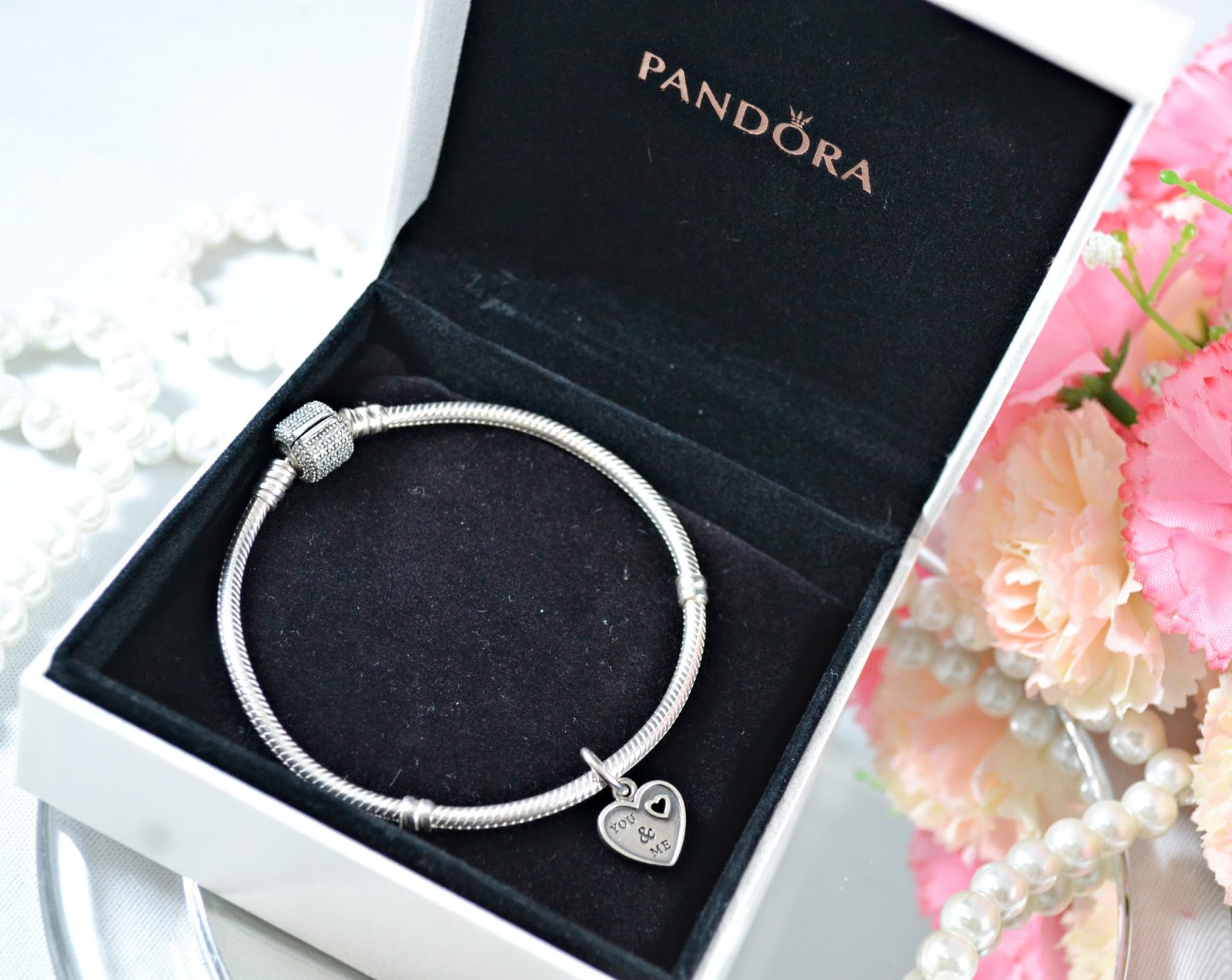 watch youtube charm collection bracelet pandora