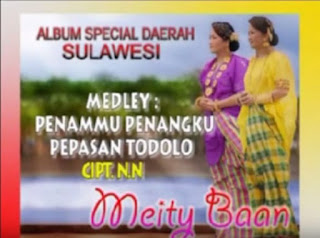 Download Lagu Toraja Penammu Penangku Pepasan Todolo (Meity Baan)