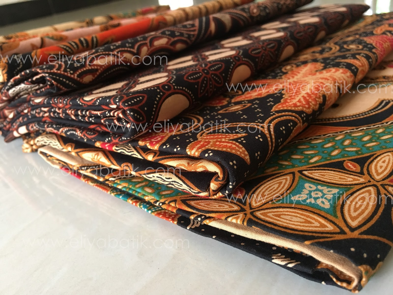 Eliya Batik grosir kain batik printing murah bandung