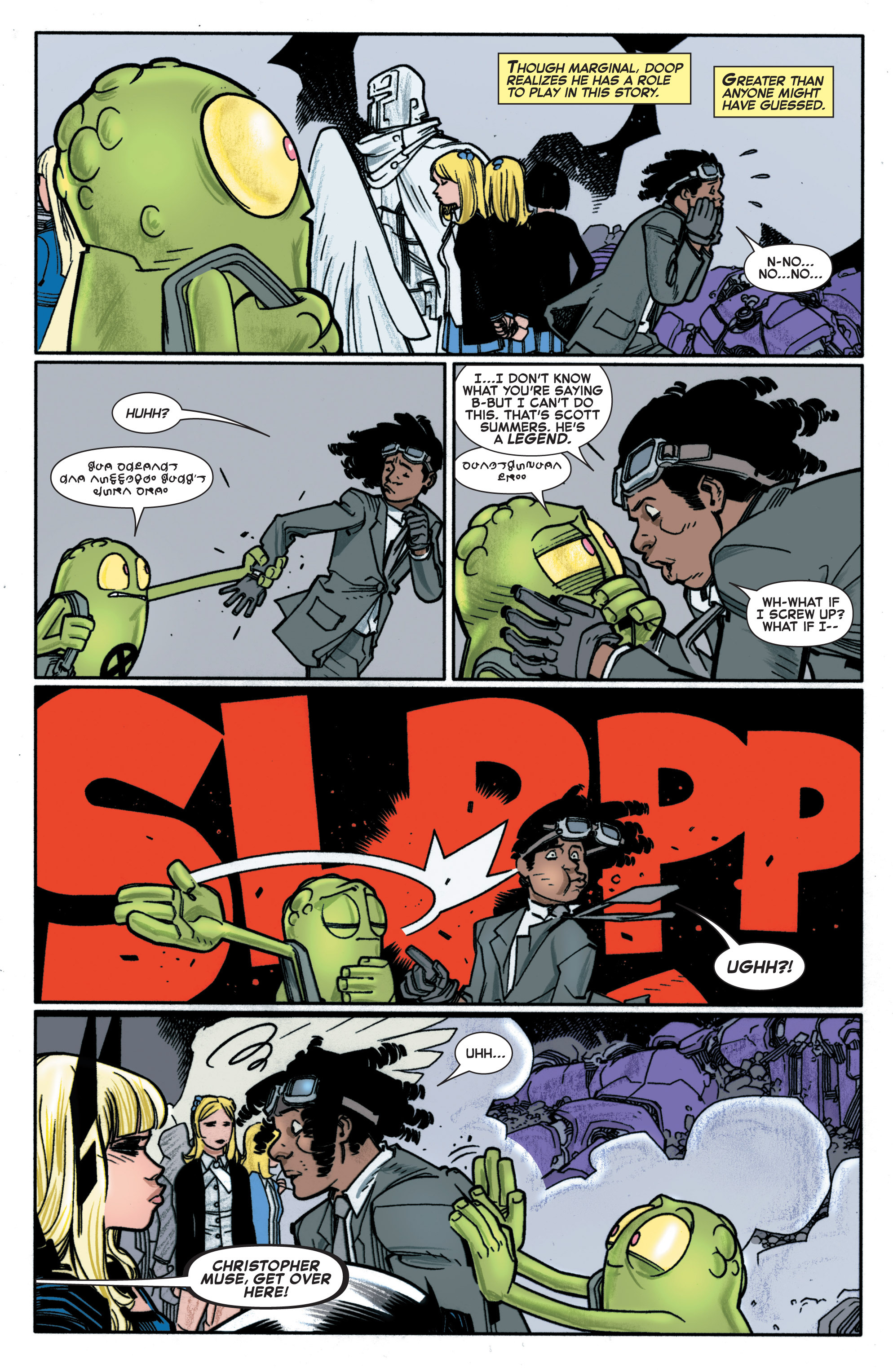 Read online All-New Doop comic -  Issue #1 - 10