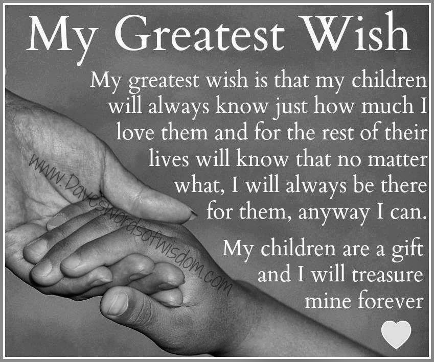 My Children Quotes: I Love You My Child Quotes