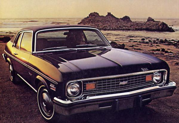 Old Cars Canada: 1974 Chevrolet Nova