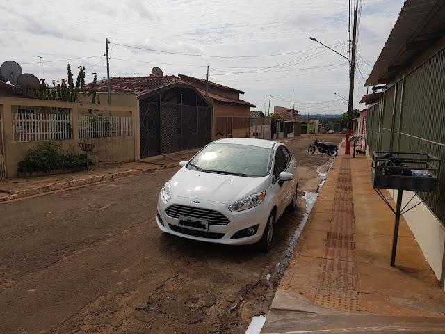 Ford Fiesta Sedan 1.6 SEL