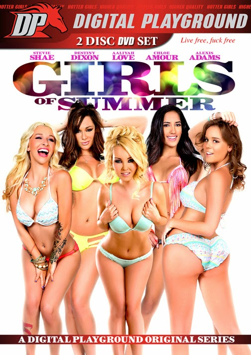 Girls Of Summer [Digital Playground] XXX NEW 2014 [HD]