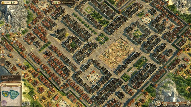 Anno 1404 Gold Edition : Game Xây Dựng Hay