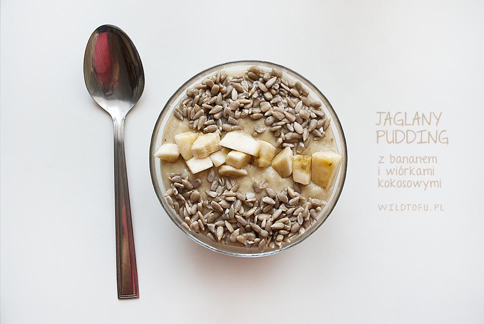 jaglanka na śniadanie