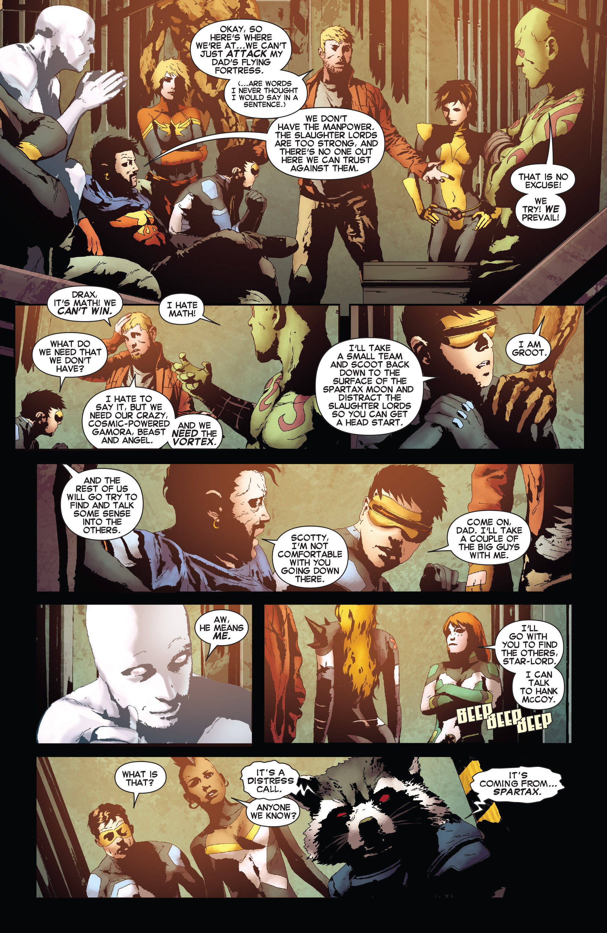 Read online All-New X-Men (2013) comic -  Issue #39 - 12