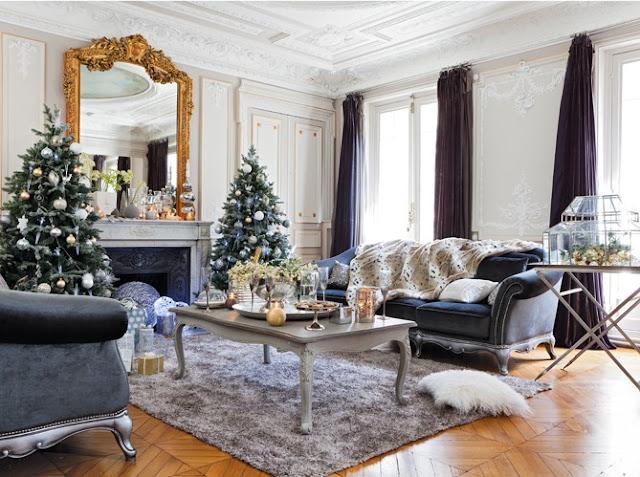 Chic Home Design And Decor: Christmas Decor