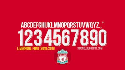 Font Liverpool 2019