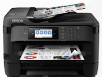 Epson WF-7720DTWF Drivers and Review