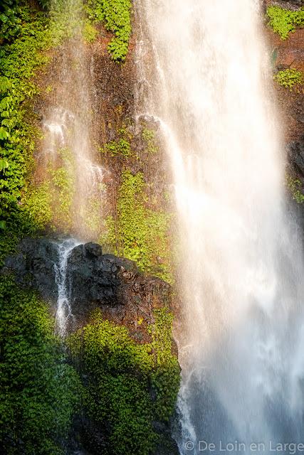 Cascade de Melanting - Munduk - Bali