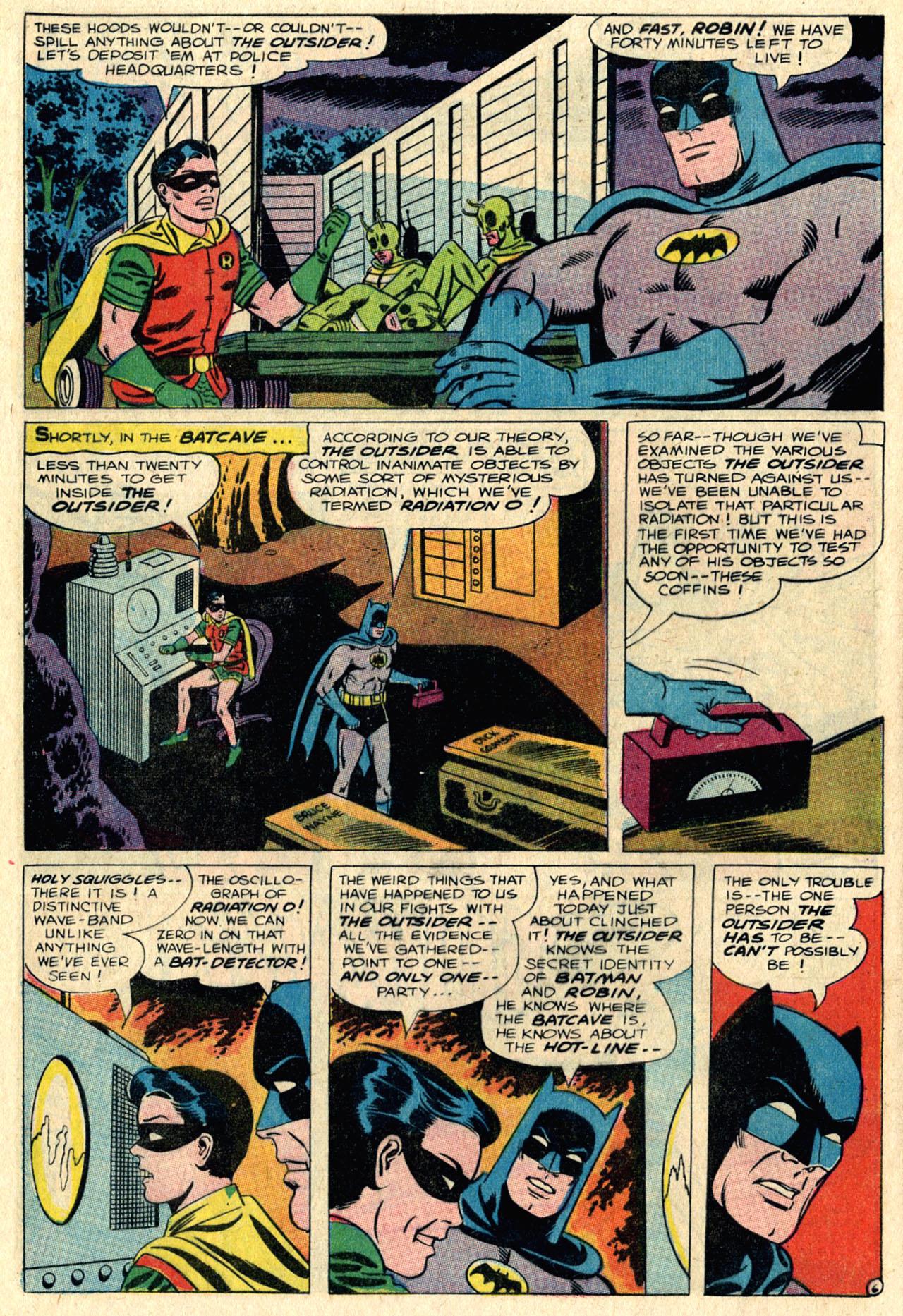 Detective Comics (1937) 356 Page 7