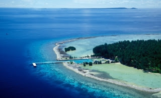 Pulau Panjang Karimun Jawa Tengah Indonesia
