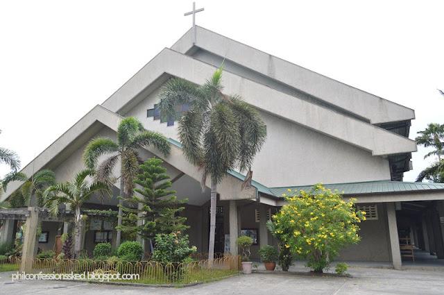 St. Peregrine Parish Muntinlupa Philippines
