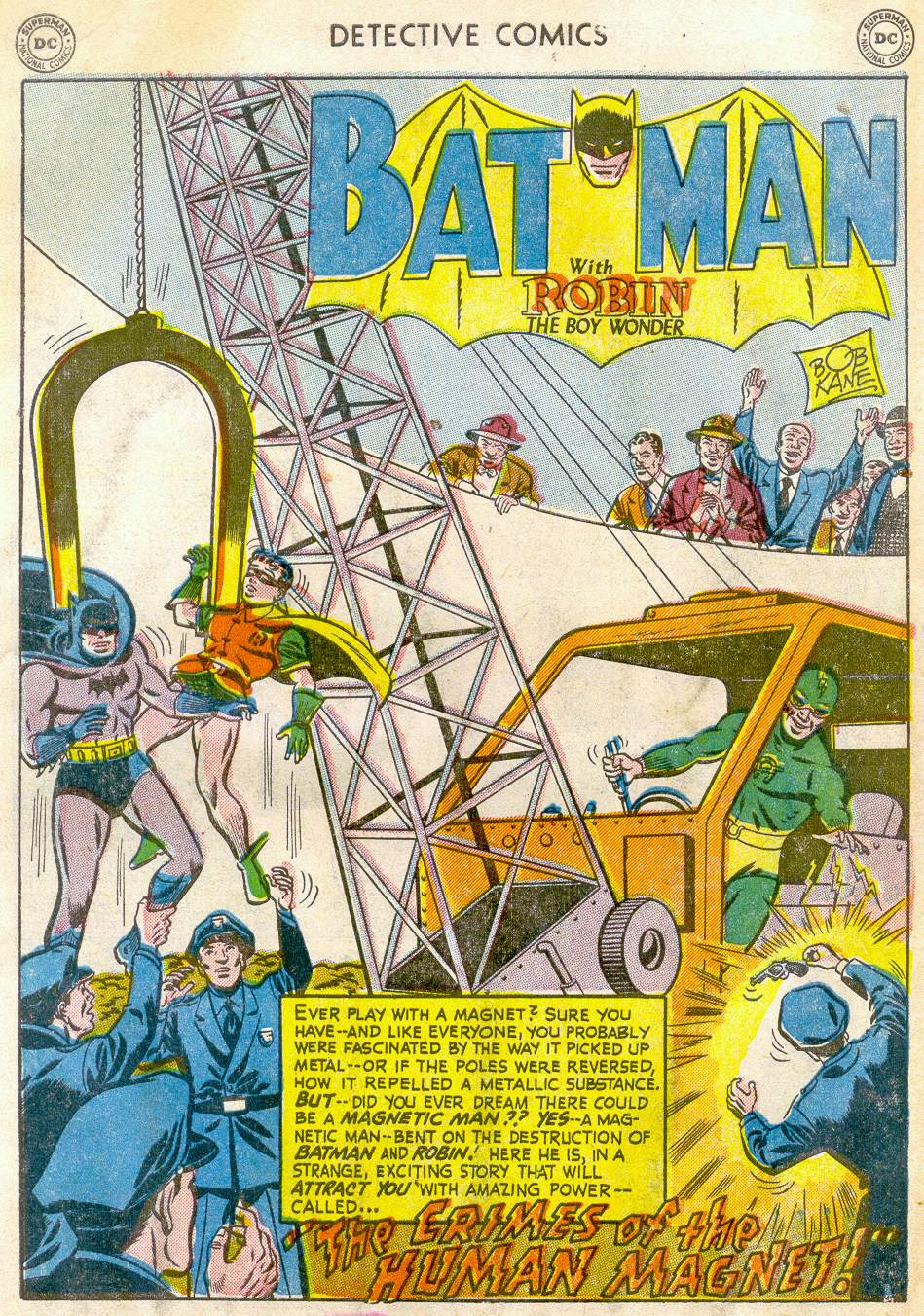 Read online Detective Comics (1937) comic -  Issue #181 - 3