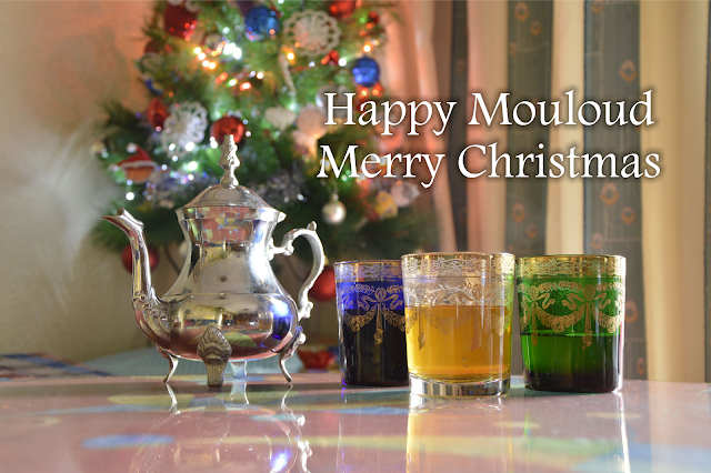 Happy Mouloud & Merry Christmas