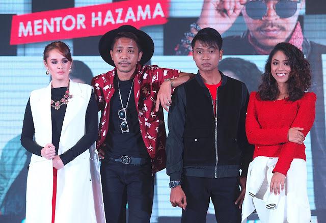 Protoge Hazama , BIODATA SAIFUL USOP MENTOR MILENIA 2017