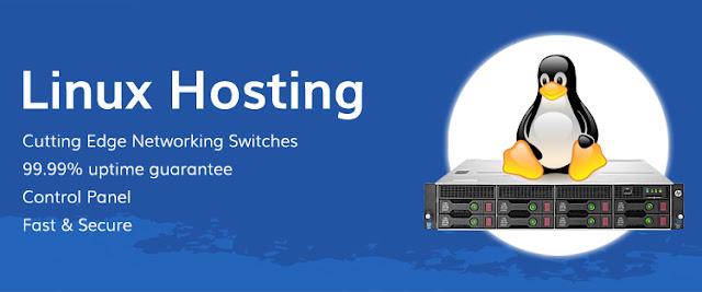 linux shared web hosting