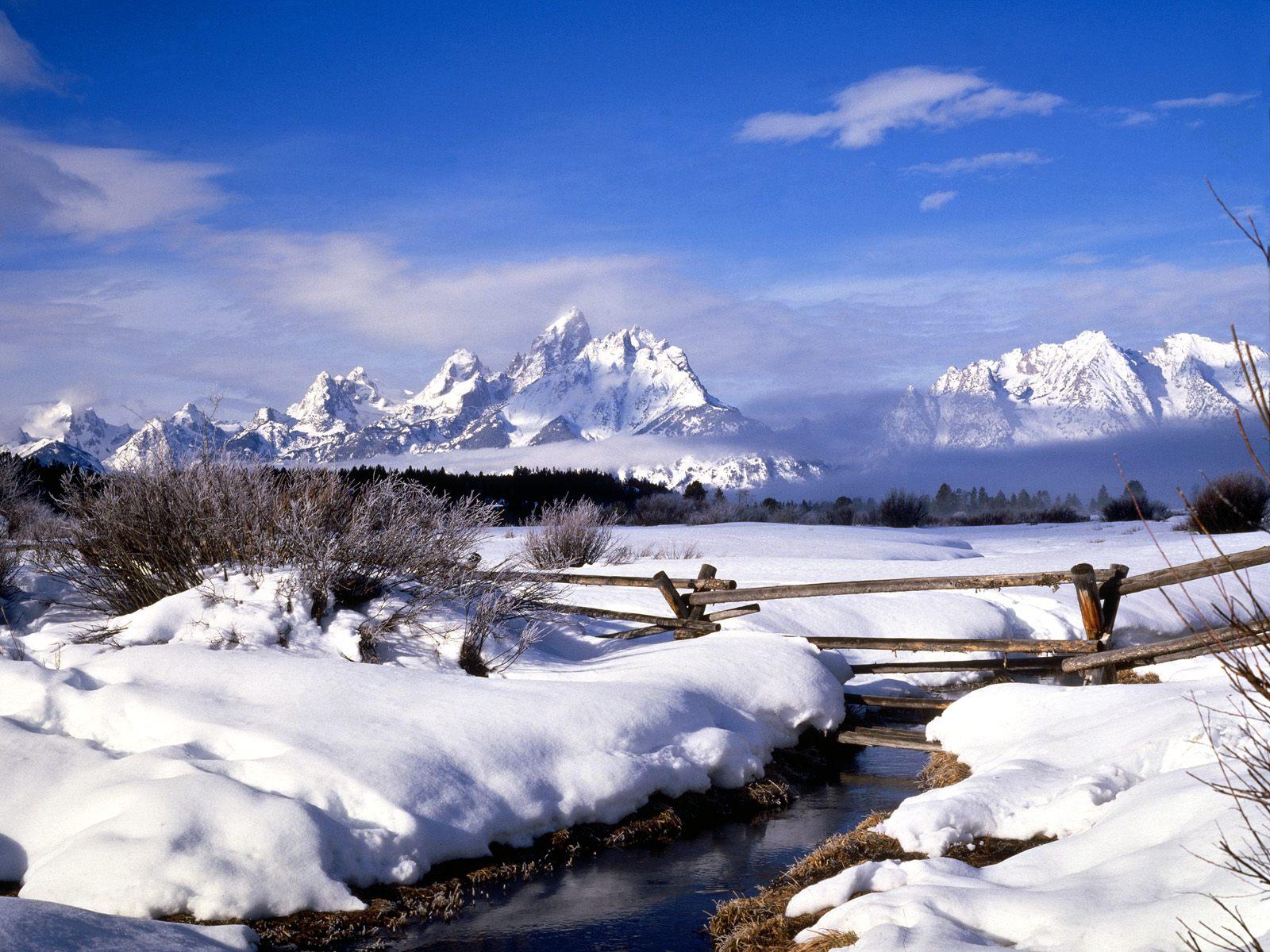 Wallpapers: Best Desktop HD Wallpapers: Snow Desktop