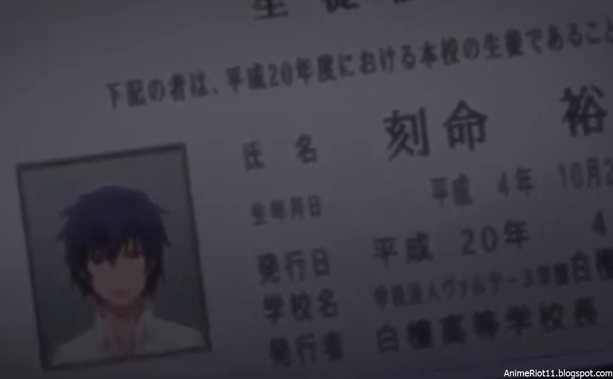 Anime Riot Corpse Party Anime Ending Explain