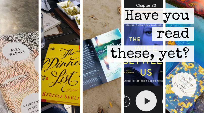Have You Read These, Yet? Vol. 7 #inpdreads #bookreview