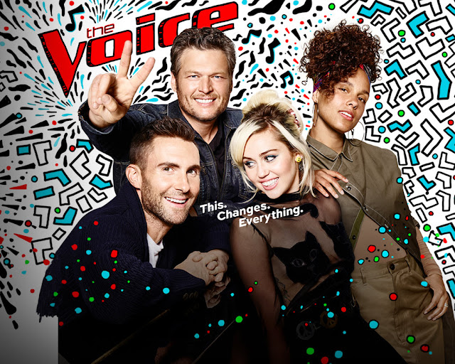 The Voice US 2016 Judges