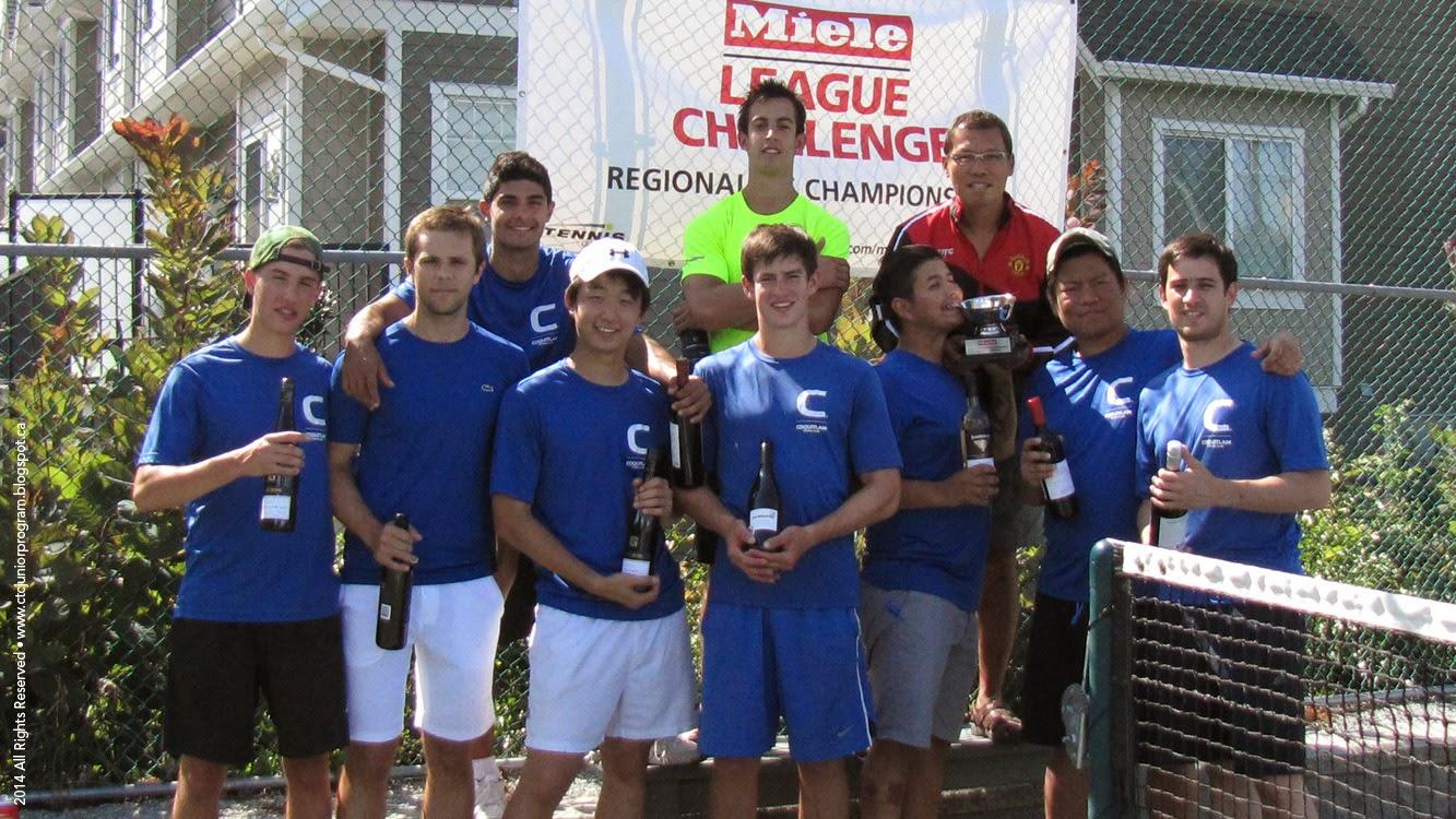 2014 Team: Division B2 Champion and Provincial B2 Champion