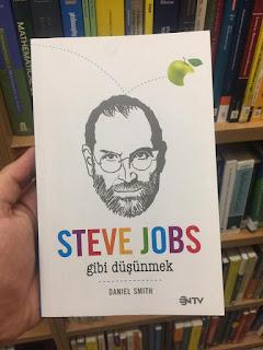 steve jobs gibi düşünmek kitap