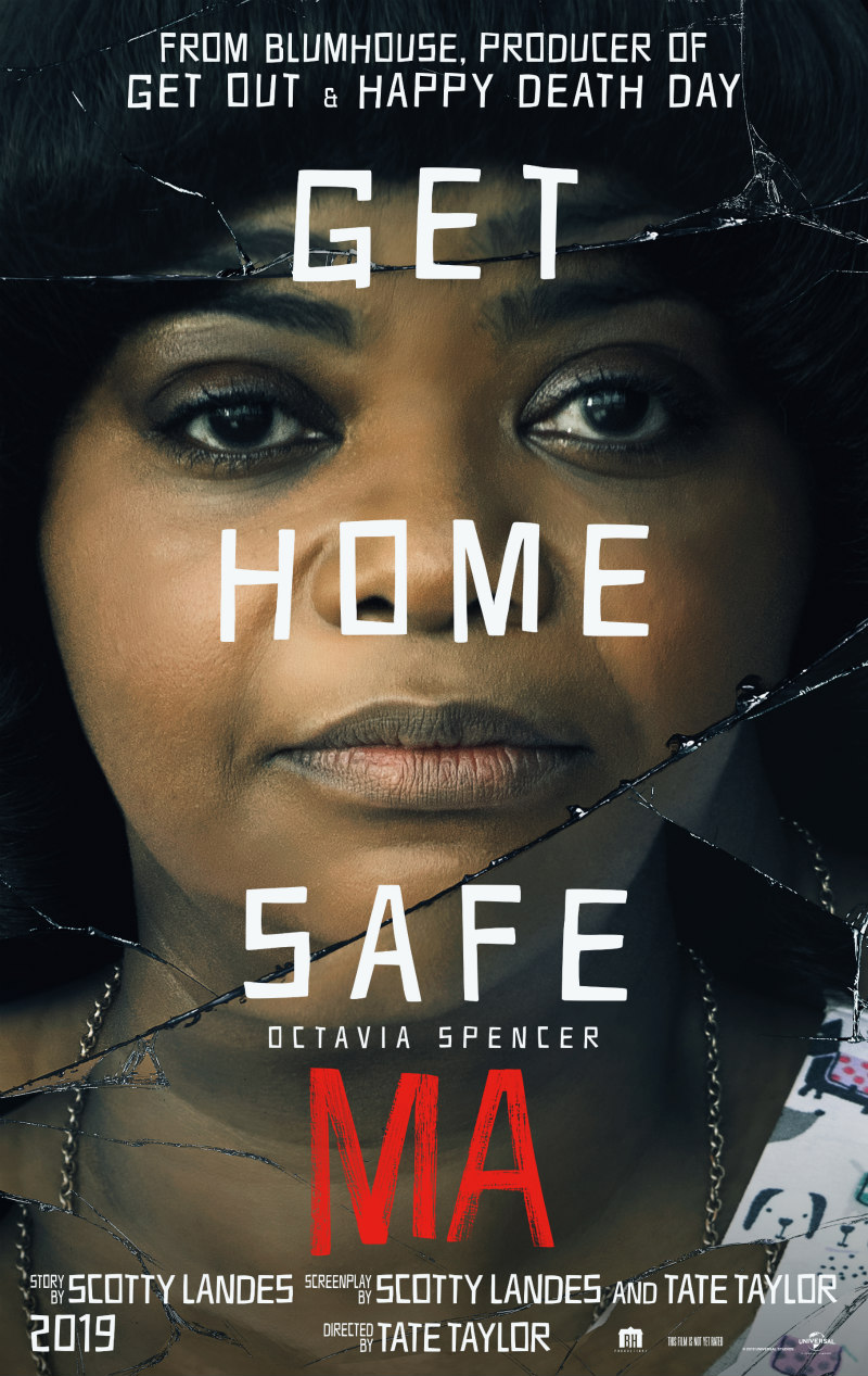 octavia spencer ma poster