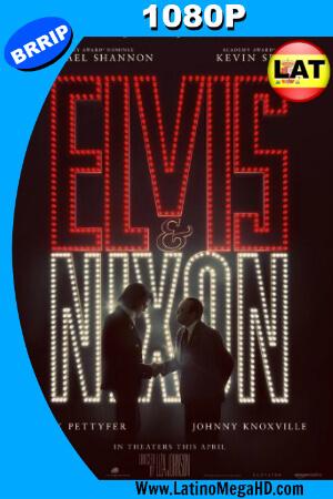 Elvis & Nixon (2016) Latino HD 1080P ()