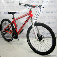 24 Inch Pacific Exotic 200 21 Speed HardTail Mountain Bike