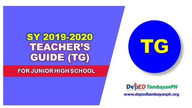 Teachers Guide (TG) | Grade 7-10