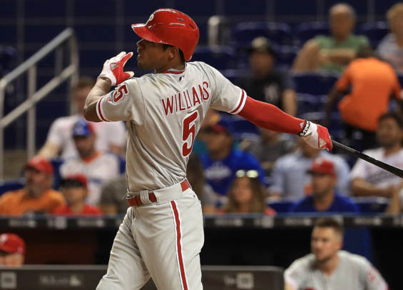 Philadelphia is falling in love with Nick Williams