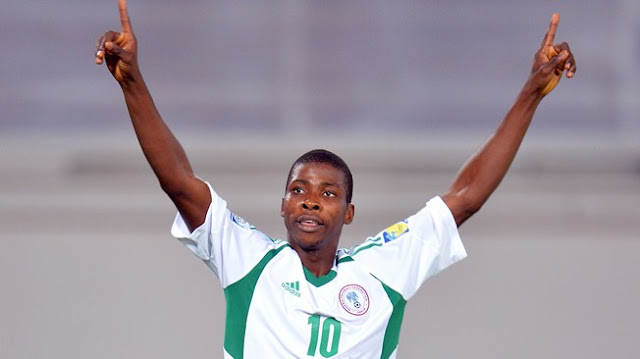 Kelechi Iheanacho scores 4 goals in 6-1 win over Mexico