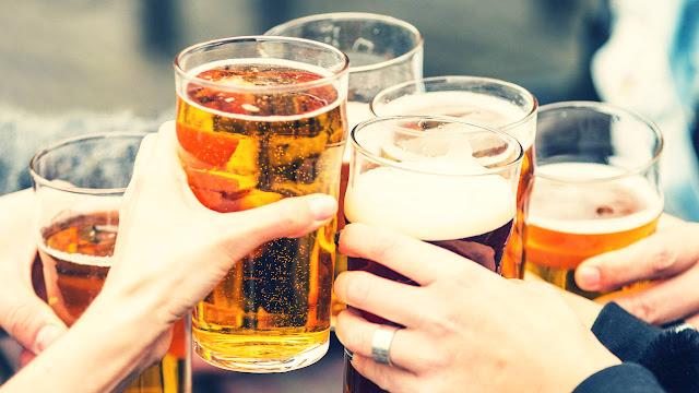 Efek Samping Minum Alkohol