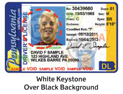 Pa Suspended License Penndot Drivers License Enhanced Security Features Get One Step Closer To Federal Real Id