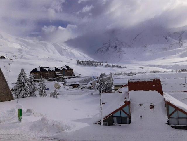 Cidades com neve na Argentina