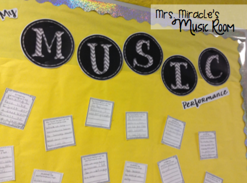 Ideas for Music in Our Schools Month: Advocacy and teaching ideas for the month of March!