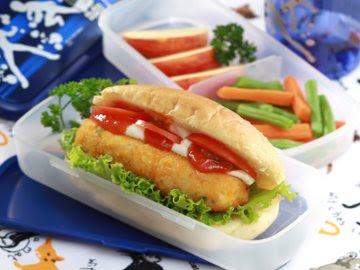 Hotdog Ayam Special