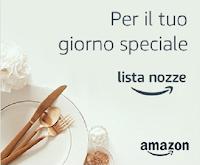 Logo Amazon ''Lista Nozze'' : scopriamo insieme quanto è pratico e facile!