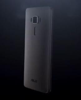 Desain Asus Zenfone 3