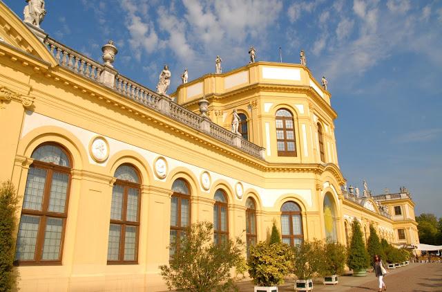 sprookjesroute kassel, hessen, symmetrisch barokpark kassel, gebroeders grimm