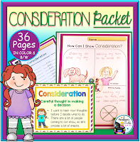 Consideration Character Education