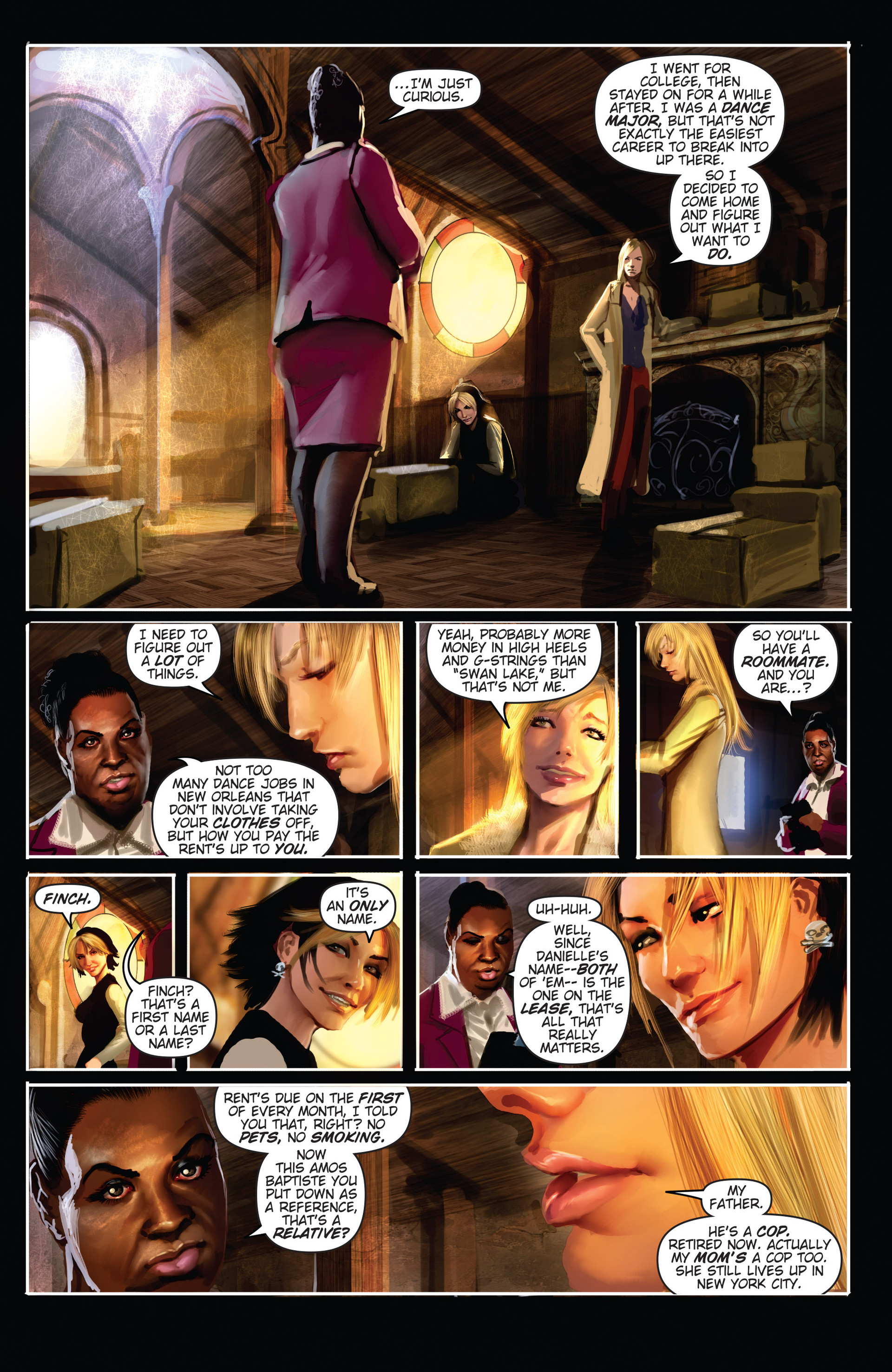 Read online Artifacts comic -  Issue #24 - 39