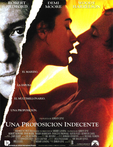 Ver Una propuesta indecente (Indecent Proposal) (1993) Online